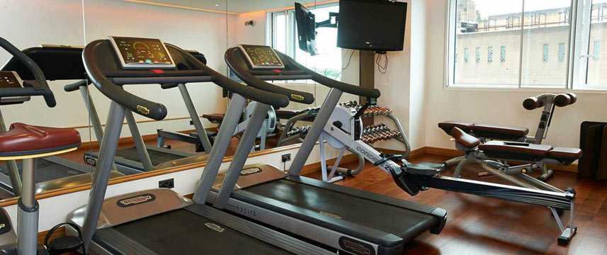 Pestana Chelsea Bridge Hotel Fitness Suite