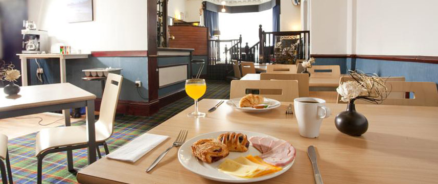 Piries Hotel - Breakfast