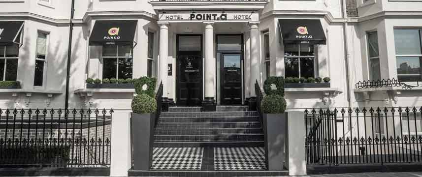 Point A Kensington Olympia - Entrance