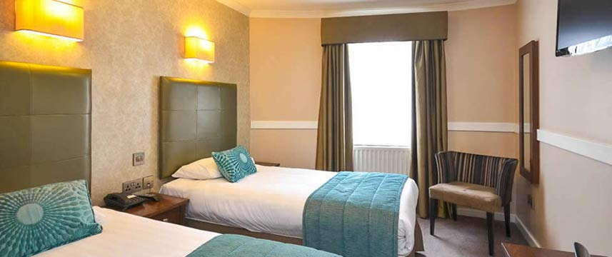Princes Square Hotel - Twin Room