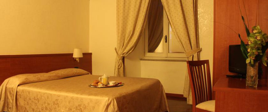 Priscilla Hotel - Double Room