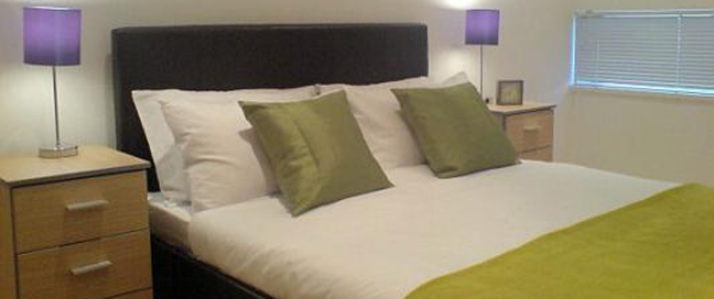Quay Apartments Manchester - Double Room