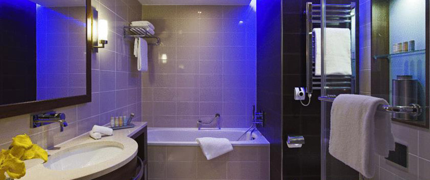Radisson Ambassador Bathroom Executive