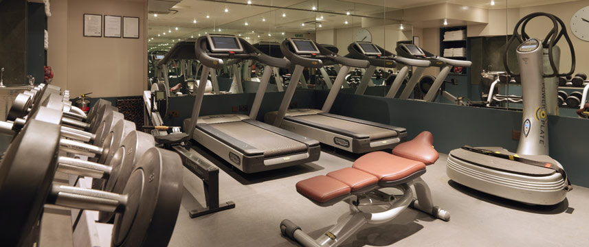 Radisson Blu Edwardian Bloomsbury Street Gym