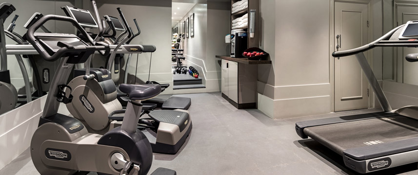 Radisson Blu Edwardian Grafton - Fitness Room
