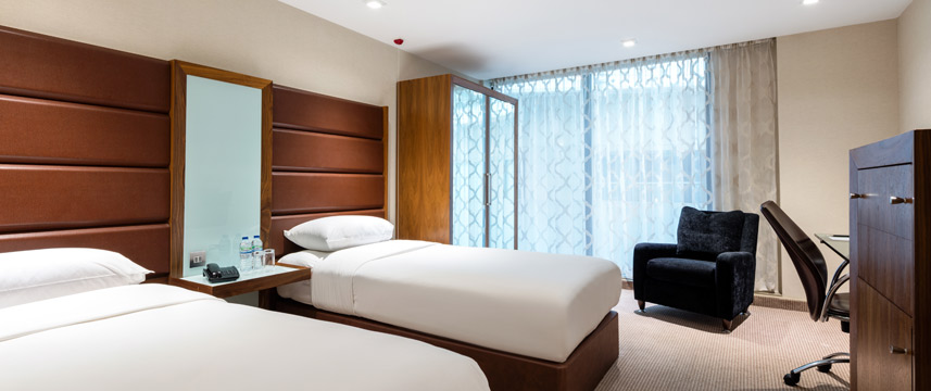 Radisson Blu Edwardian Manchester - Deluxe Twin Room