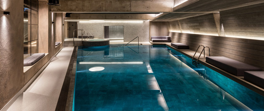 Radisson Blu Edwardian Manchester - Spa Pool
