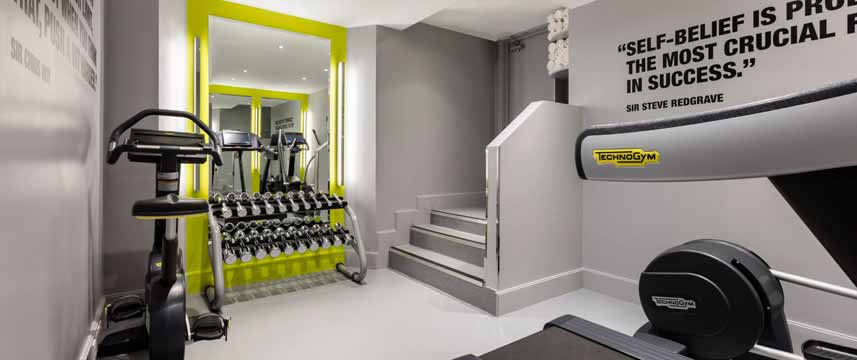 Radisson Blu Edwardian Sussex - Gym Fitness