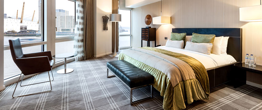 Radisson Edwardian Providence Wharf Deluxe River View