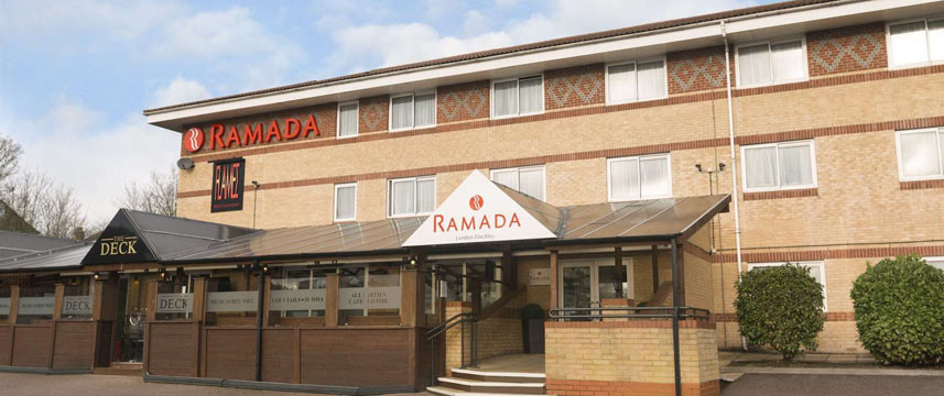 Ramada London Finchley - Exterior View