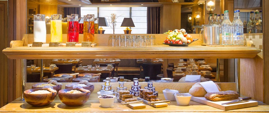 Rathbone Hotel - Buffet Breakfast