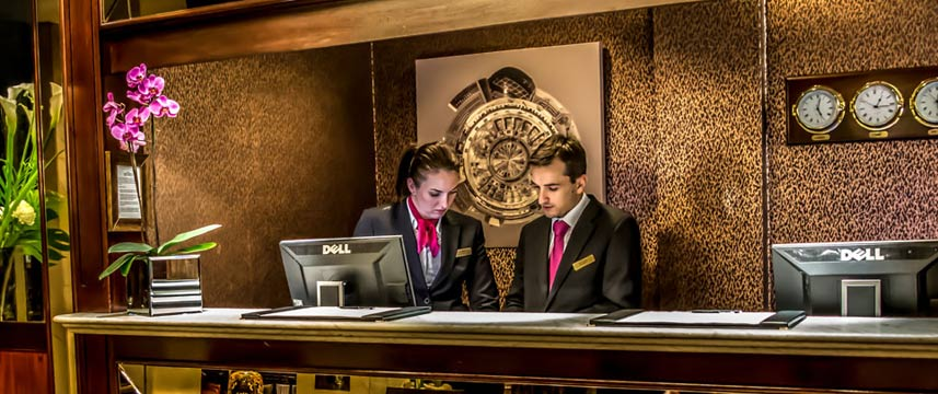 Rathbone Hotel - Reception