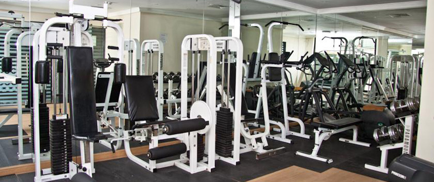 Regal Plaza Hotel - Gym