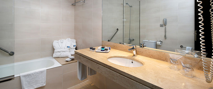 Regente Hotel - Bathroom