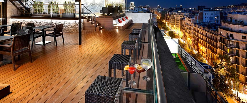 Regente Hotel - Roof Top Bar