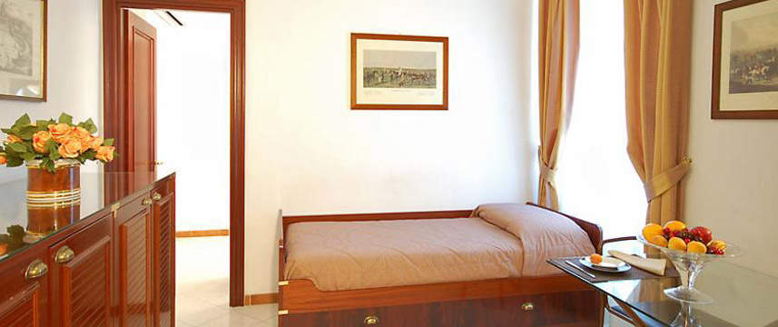 Residence Vatican Suites - Single Room