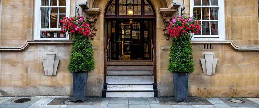 Rochester Hotel by Blue Orchid - Entrance