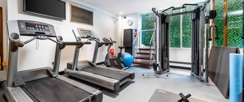 Roland House Apartments - Gym
