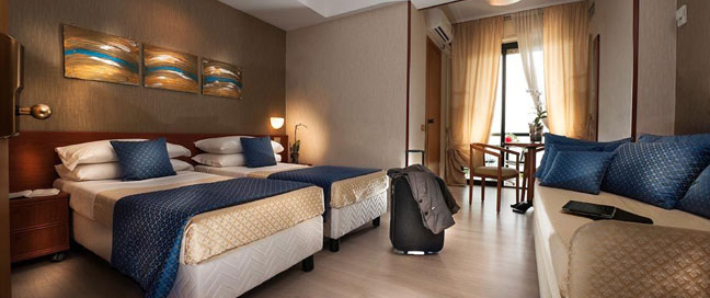 QUALITY HOTEL ROUGE ET NOIR ROMA, Rome | 1/2 Price with ...