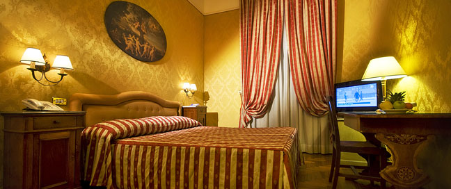 Royal Court Rome Executive room
