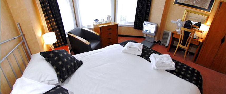Royal Exeter Hotel - Double Bed Room