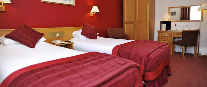 Royal Exeter Hotel - Twin Room