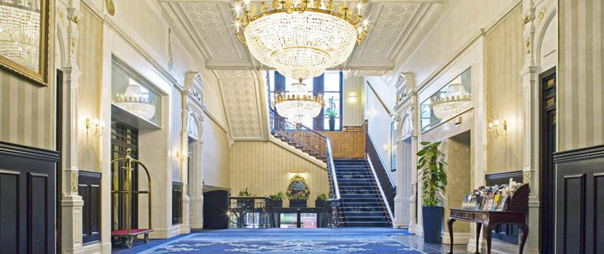 Royal Station Hotel - Entrance Hall
