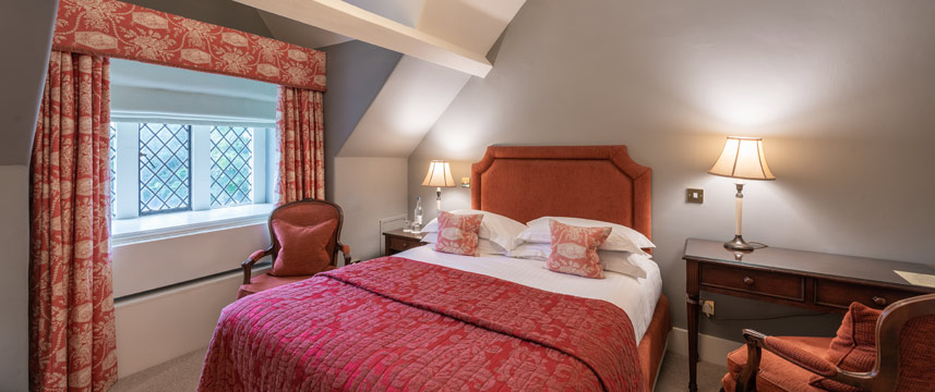 Rushton Hall Hotel and Spa - Classic Room