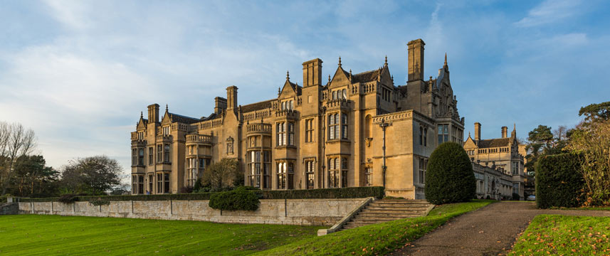 Rushton Hall Hotel and Spa - Exterior