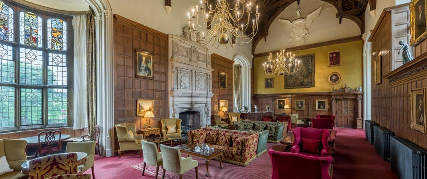 Rushton Hall Hotel and Spa - Great Hall