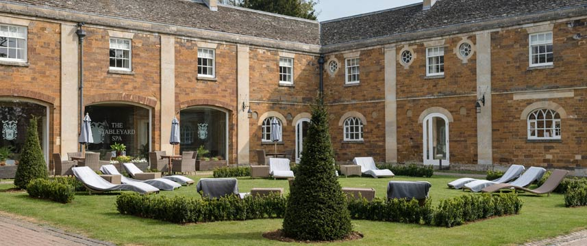 Rushton Hall Hotel and Spa - Stableyard Spa