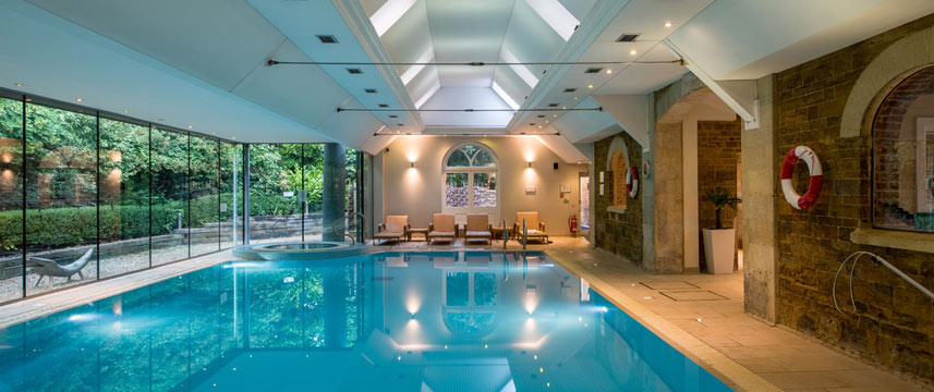 Rushton Hall Hotel and Spa - Swimming Pool