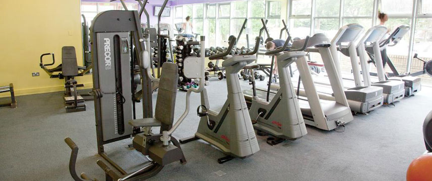 Sligo Park Hotel - Fitness Room