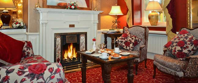 Sligo Southern Hotel Seating Area