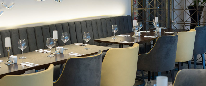 St George Hotel Wembley Restaurant Seating