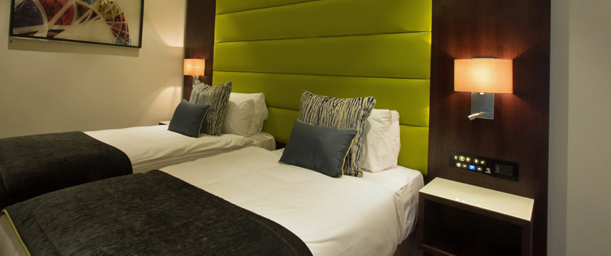 St George Hotel Wembley Twin Beds