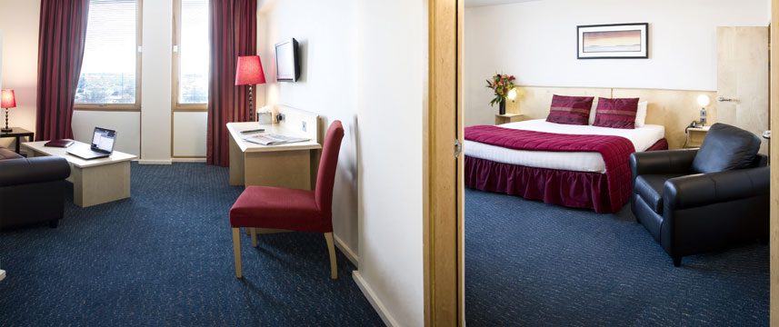 St Giles Heathrow Executive Suite