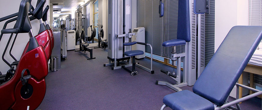 St Giles Heathrow Gym
