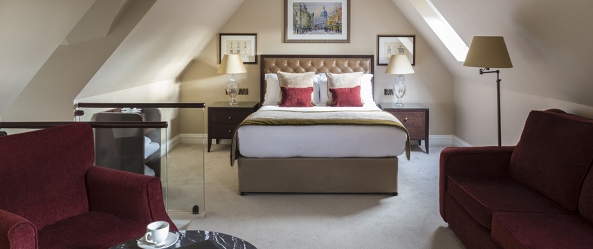 St Pauls Hotel Executive Bedroom