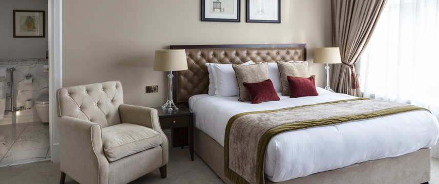St Pauls Hotel Executive Room