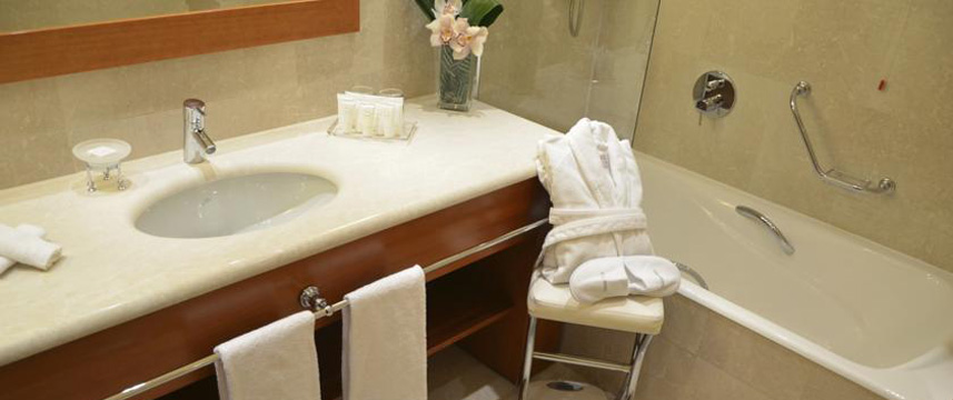 Starhotels Metropole - Bathroom