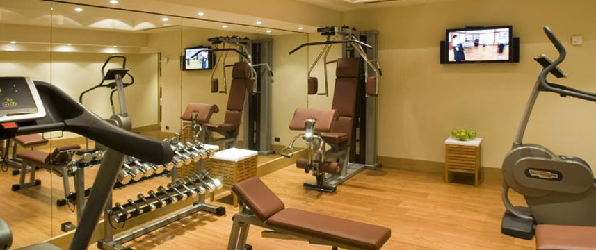 Starhotels Metropole - Gym