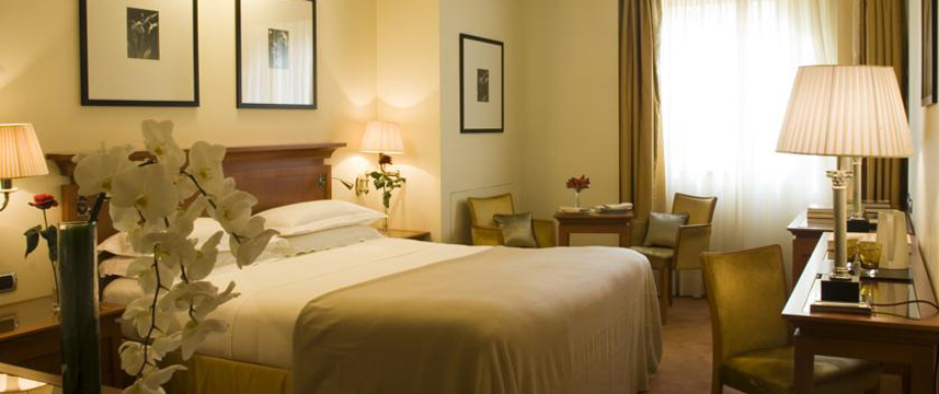 Starhotels Metropole - Room Double