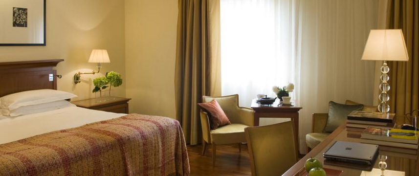 Starhotels Metropole - Room Facilities
