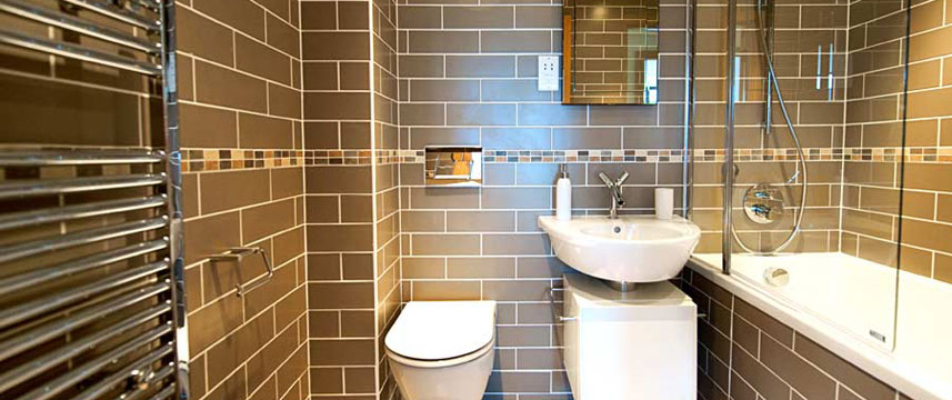StayApartments Lever Court - Bathroom
