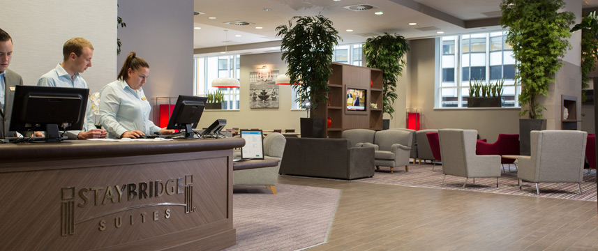 Staybridge Bham Reception