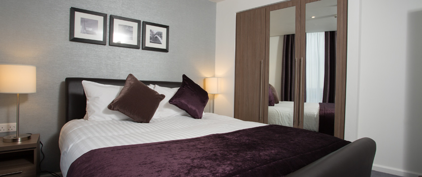 Staybridge Bham Room