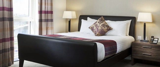 Staybridge Suites London Vauxhall - Double Bed