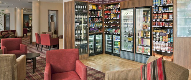 Staybridge Suites London Vauxhall - Pantry