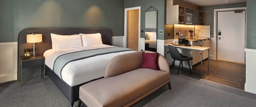 Staybridge Suites Manchester Studio Suite King